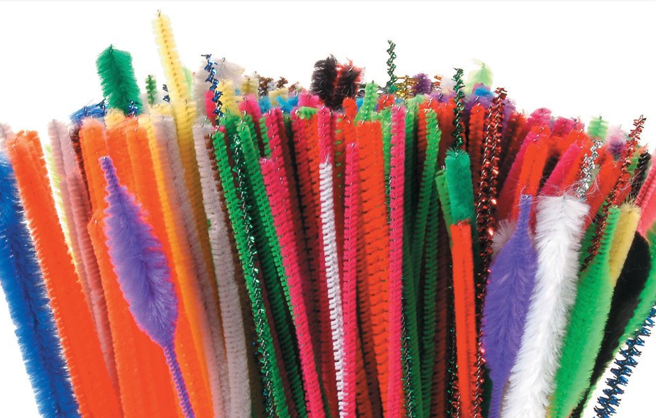 Various Sized Pipe Cleaners