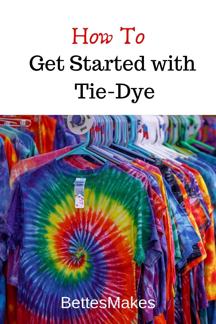 Project Tie-Dye
