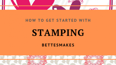 How to Get Started With Stamping