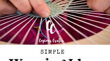 Simple Weaving Ideas