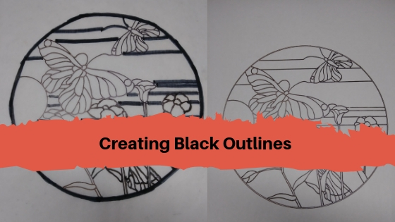 Creating Black Outlines