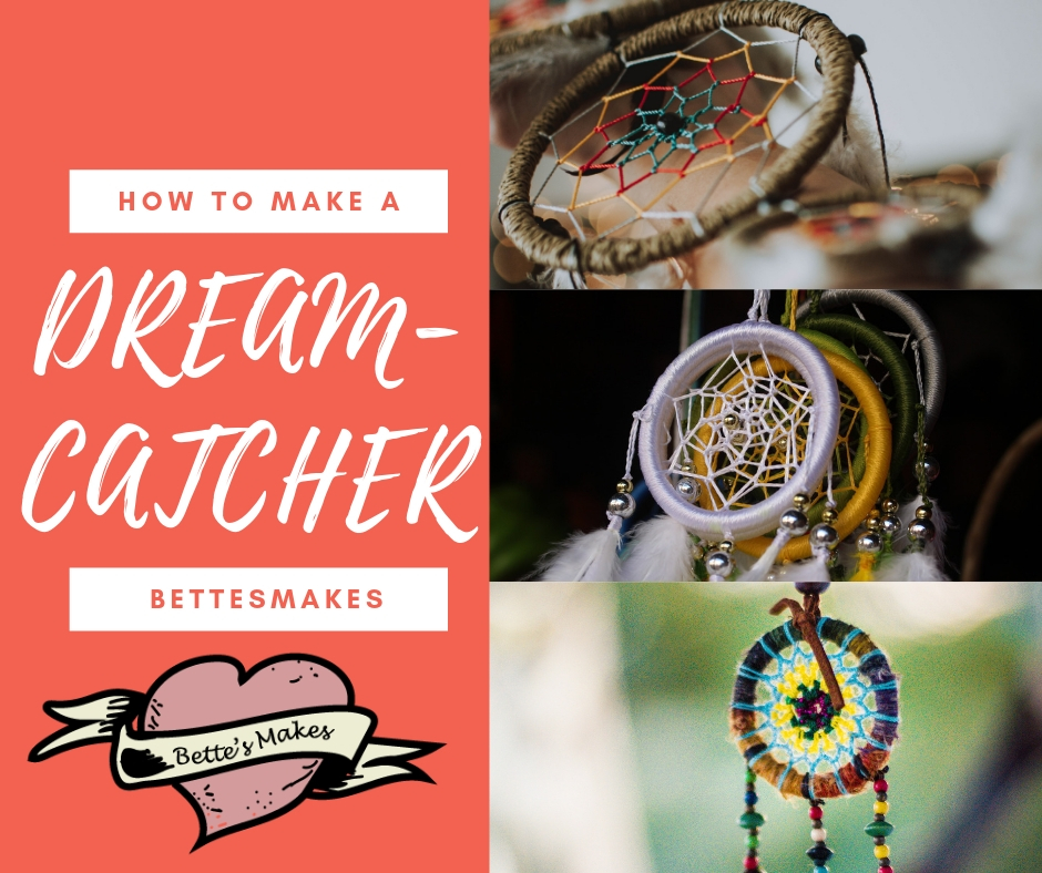 How to Make a Bohemian Dreamcatcher