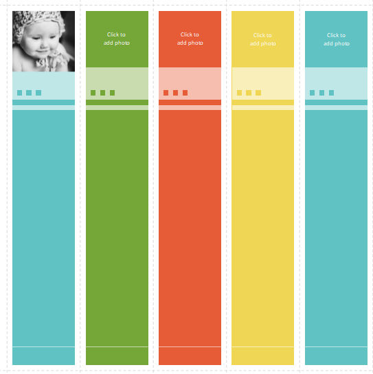 Microsoft Publisher Bookmark Template