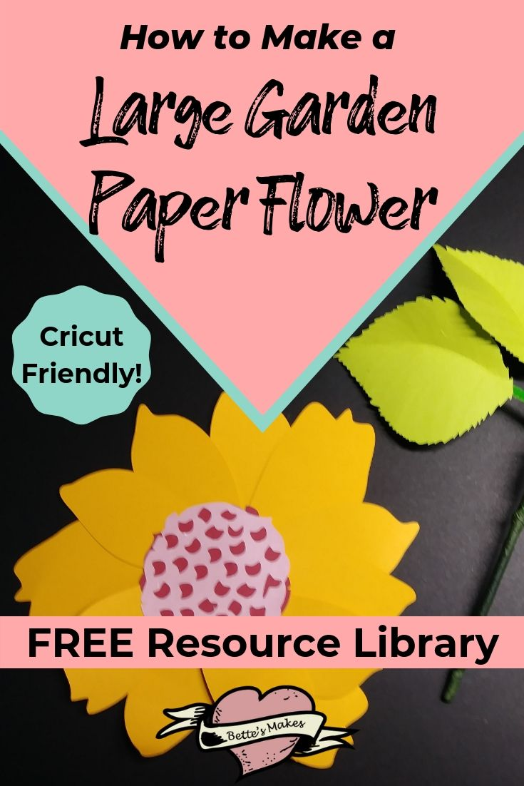 How-to-Make-a-Large-Garden-Paper-Flower