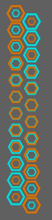 Hexagon Pattern Piece - Bettesmakes.com