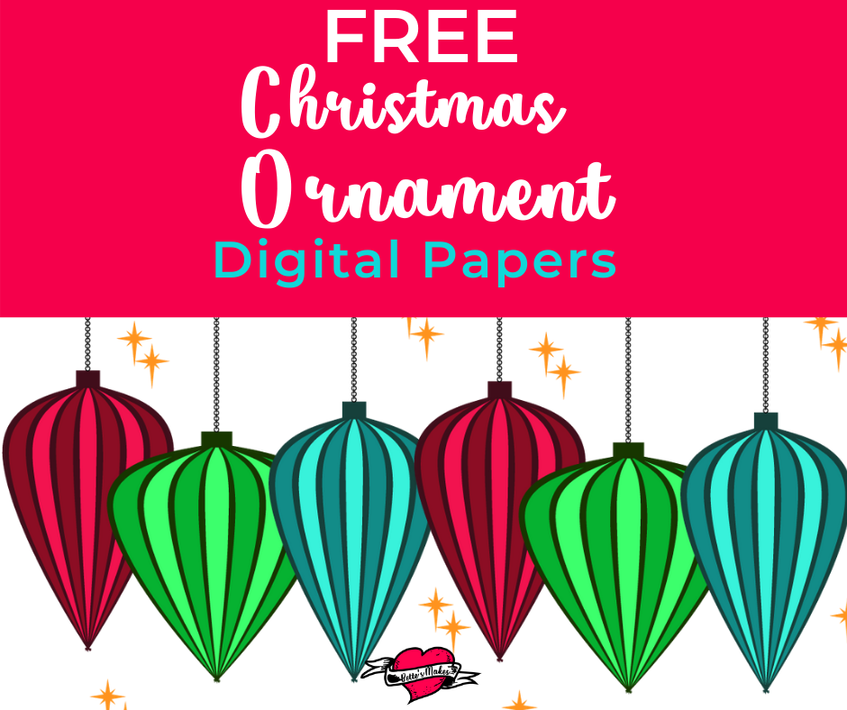 Holiday Time – FREE Digital Files