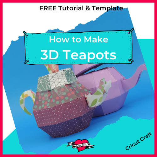 How to Make a 3D Teapot