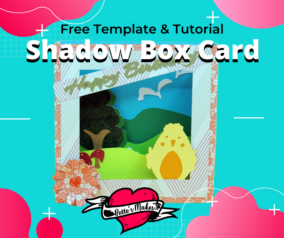 How to Make An Amazing Shadow Box Card