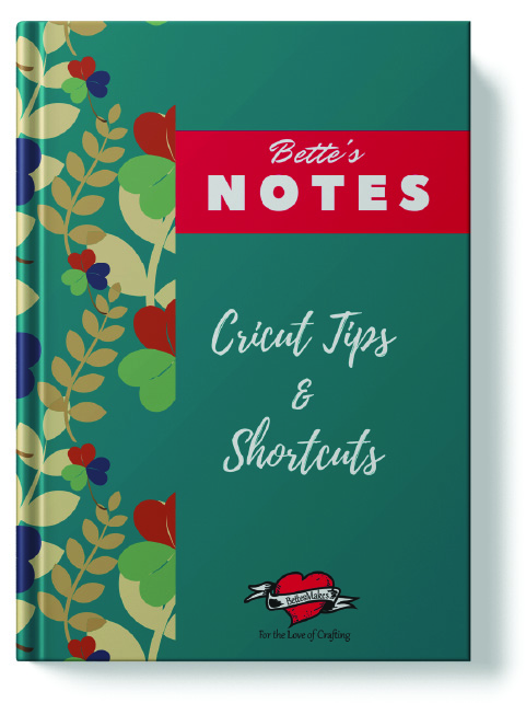 Cricut Tips & Shortcuts Guide