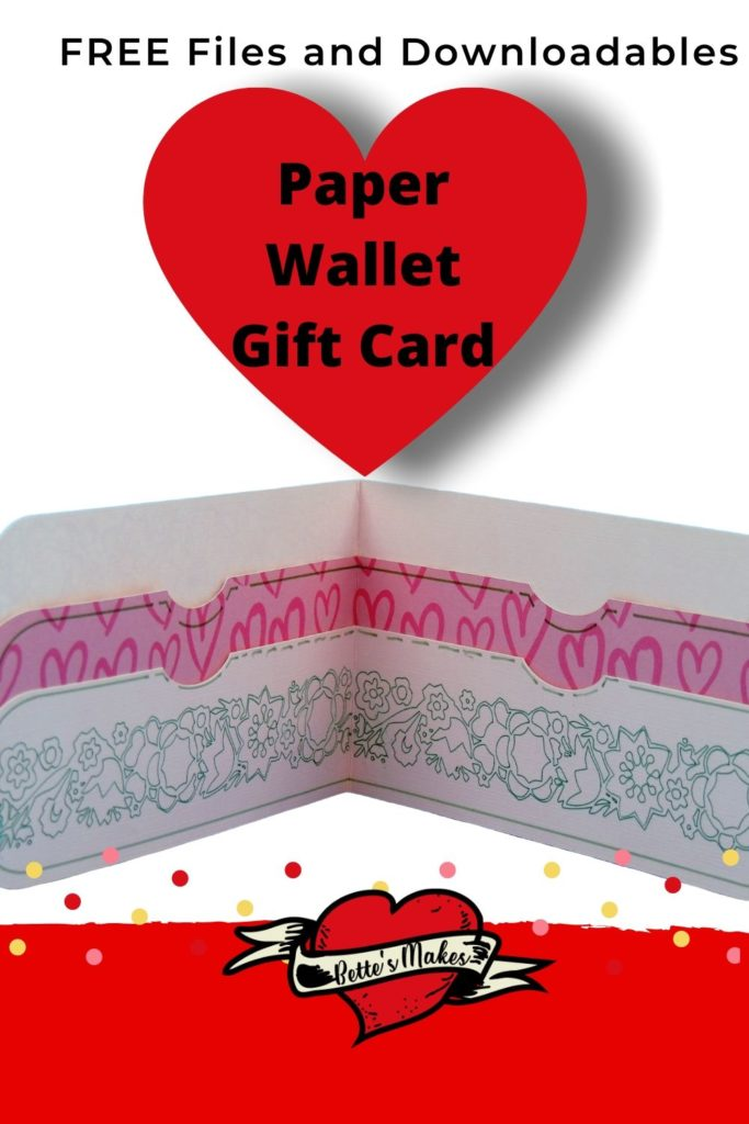 How to Make a Paper Wallet Gift Card