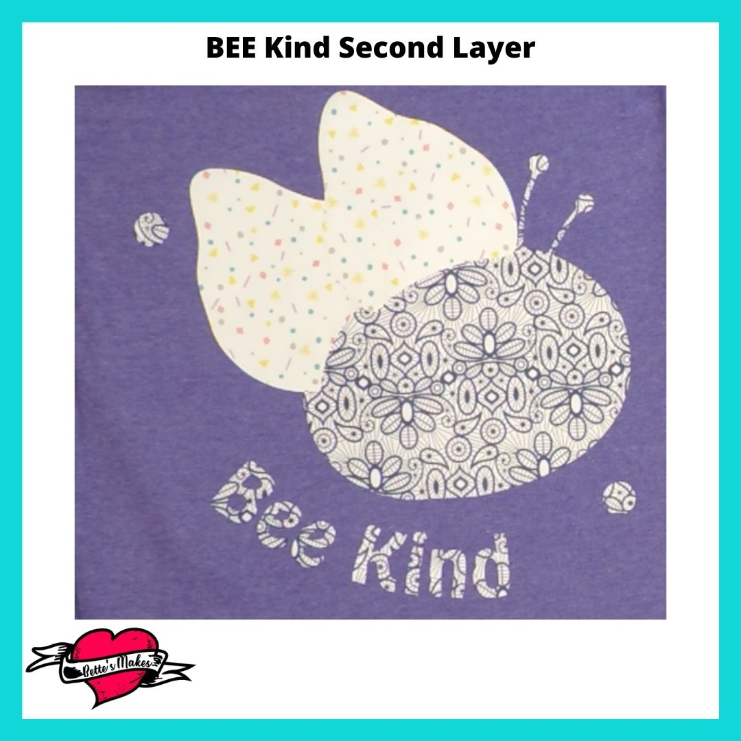 BEE Kind Ironing Second Layer