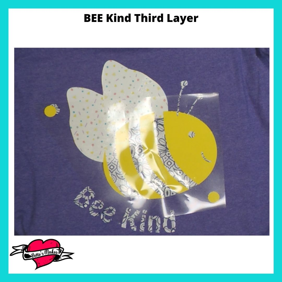BEE Kind Ironing Third Layer