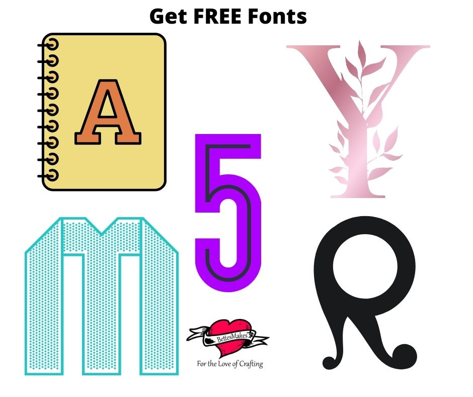 Get Free Fonts