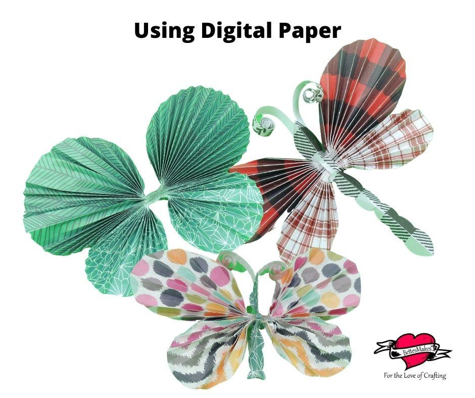 Using Digital Paper