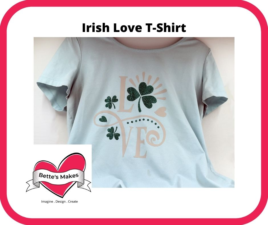 Irish Iron-On T-Shirt