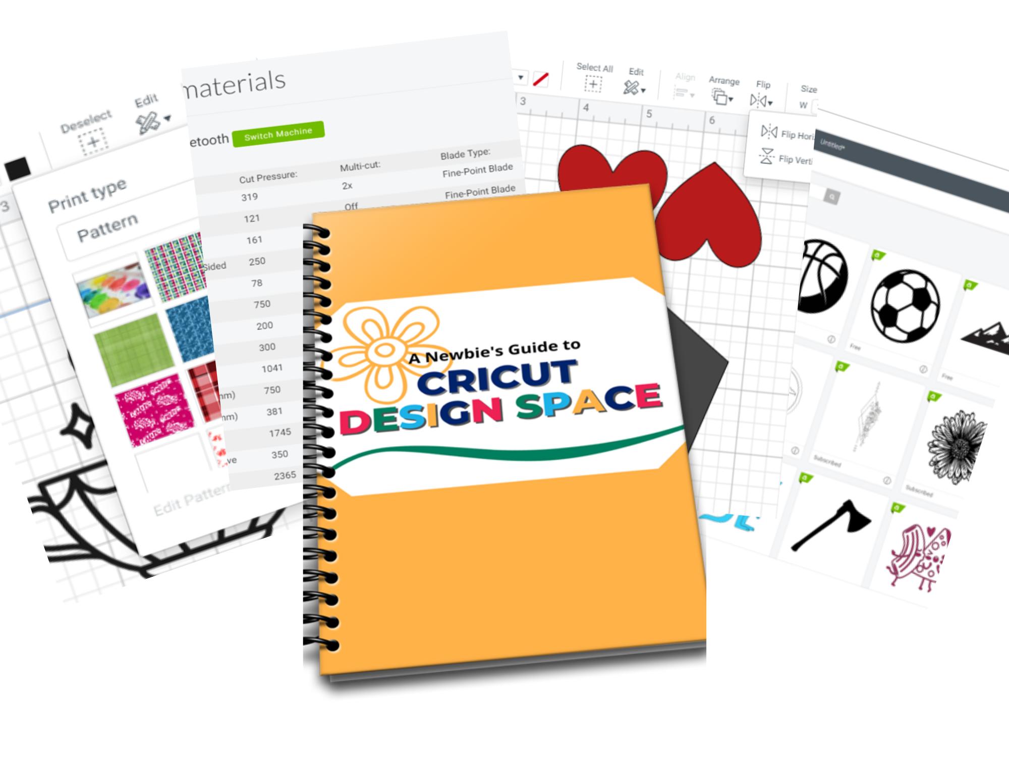 Newbie's Guide to Cricut Design Space
