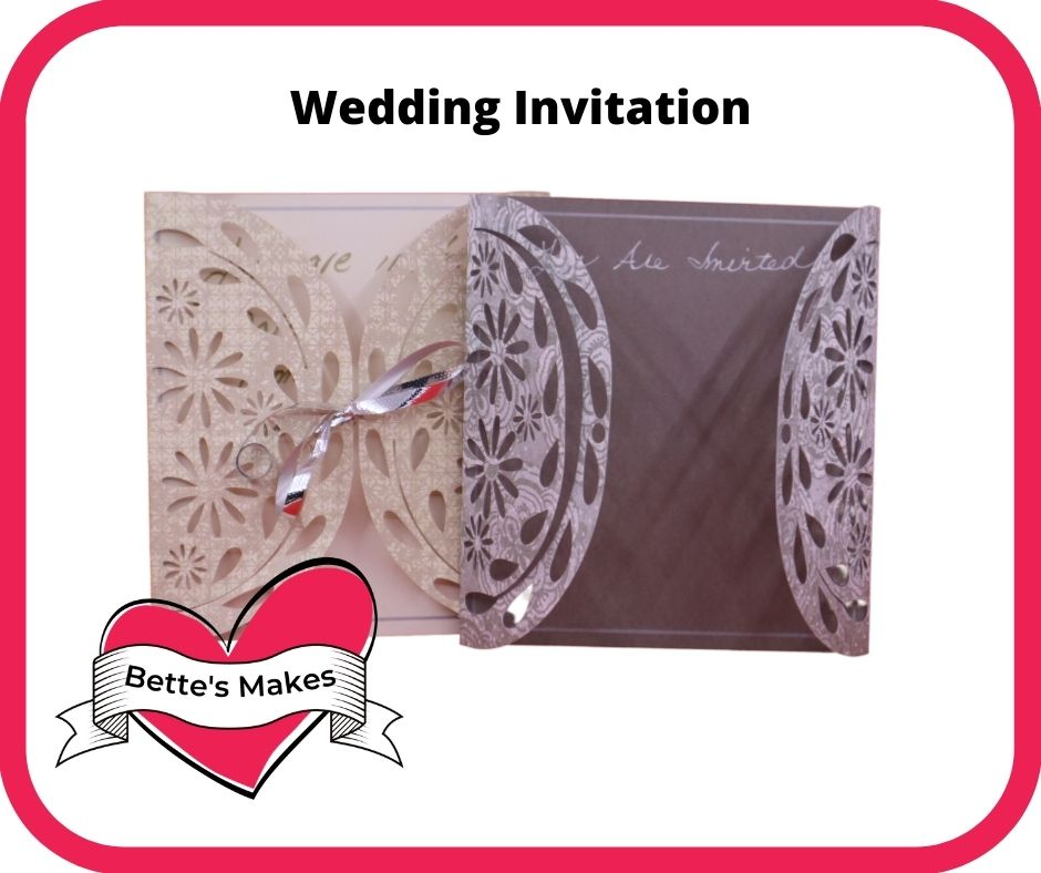 How to Make Wedding Invitations with Your Cricut
