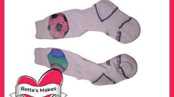 Sock Talk: How to Make Cricut Infusible Ink Socks