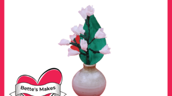 DIY Paper Flower: Lily of the Valley