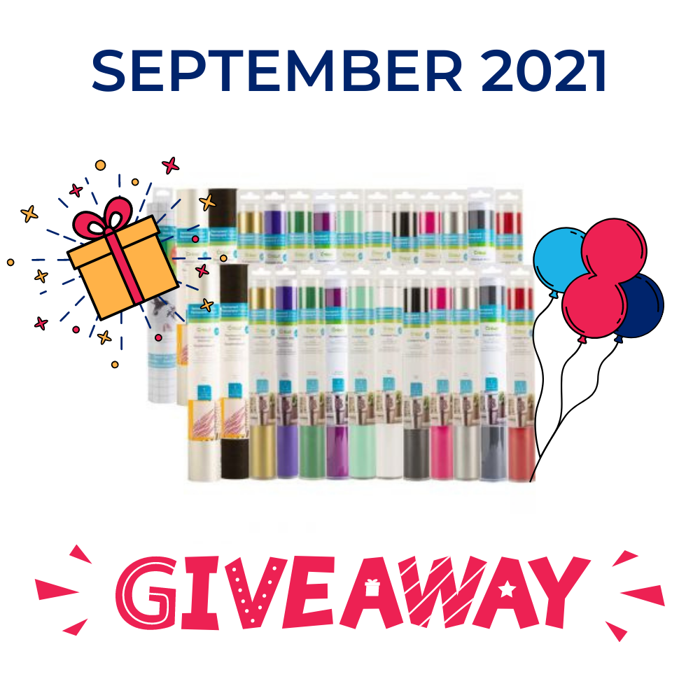 Cricut Giveaway: Enter to Win!!!